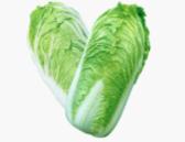 有机大白菜 Chinese cabbage